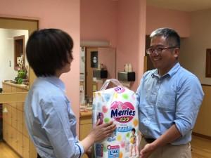 二葉乳児院 様(東京新宿区)訪問致しました。
